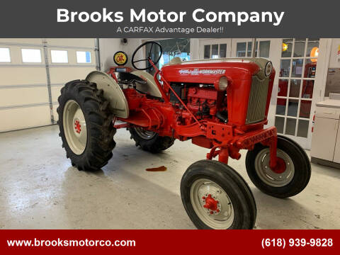 1960 Ford WORKMASTER 541 OFFSET