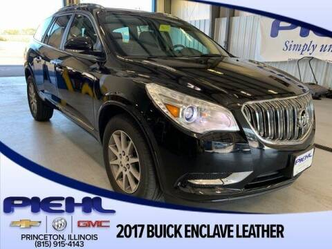 2017 Buick Enclave for sale at Piehl Motors - PIEHL Chevrolet Buick Cadillac in Princeton IL