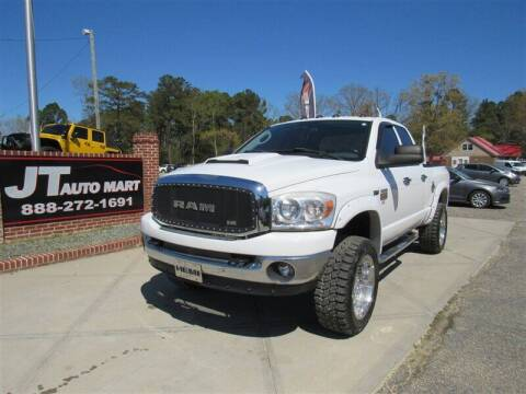 2008 Dodge Ram Pickup 2500 for sale at J T Auto Group in Sanford NC