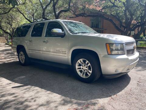 2010 Chevrolet Suburban for sale at Motorcars Group Management - Bud Johnson Motor Co in San Antonio TX