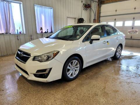 2015 Subaru Impreza for sale at Sand's Auto Sales in Cambridge MN
