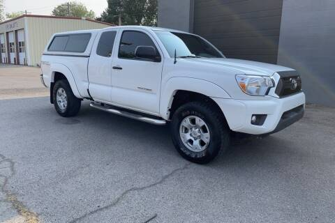 2015 Toyota Tacoma for sale at Truck Ranch in Logan UT