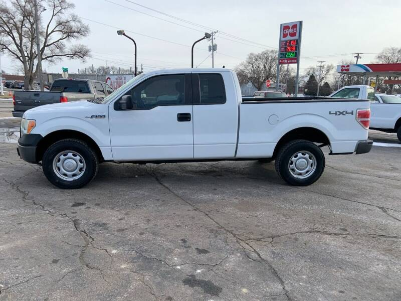 2010 Ford F-150 for sale at Steffes Motors in Council Bluffs IA