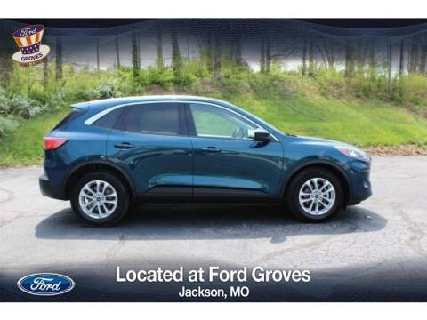 2020 Ford Escape for sale at JACKSON FORD GROVES in Jackson MO