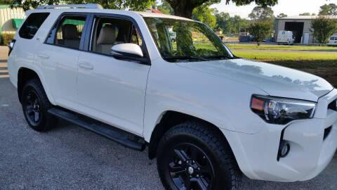 2015 Toyota 4Runner for sale at Haigler Motors Inc in Tyler TX