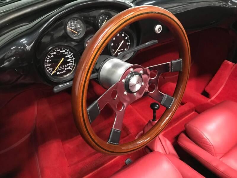 1954 Porsche 918 Spyder 550 Spyder - Boca Raton FL