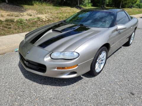 2000 Chevrolet Camaro for sale at Premium Auto Outlet Inc in Sewell NJ
