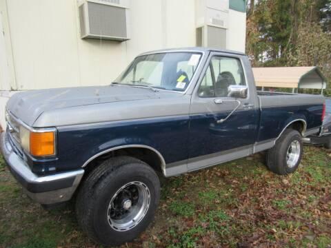 1987 Ford F-150 for sale at Dallas Auto Mart in Dallas GA