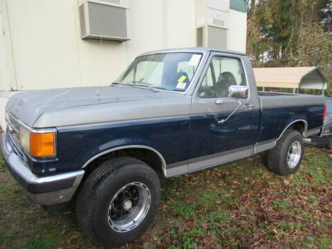 1987 Ford F-150 for sale at Dallas Auto Mart in Dallas GA