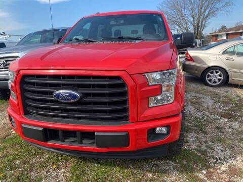 2015 Ford F-150 for sale at Z Motors in Chattanooga TN