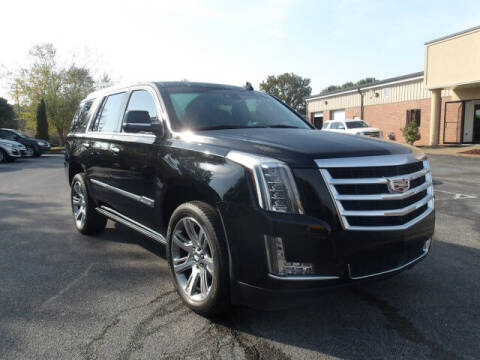 2015 Cadillac Escalade for sale at TAPP MOTORS INC in Owensboro KY