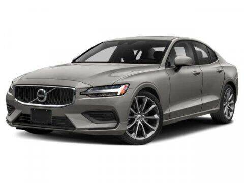 2020 Volvo S60 for sale at DAVID McDAVID HONDA OF IRVING in Irving TX