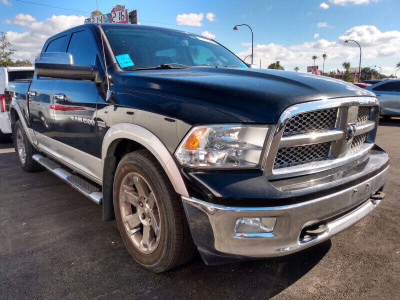 2012 RAM Ram Pickup 1500 for sale at Empire Automotive Group Inc. in Orlando FL