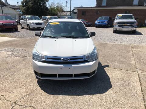 2011 Ford Focus for sale at ADKINS PRE OWNED CARS LLC in Kenova WV