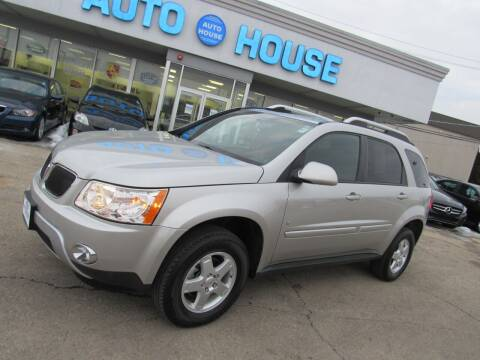2008 Pontiac Torrent for sale at Auto House Motors in Downers Grove IL