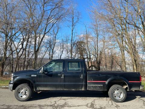 2006 Ford F-250 Super Duty for sale at Trocci's Auto Sales in West Pittsburg PA