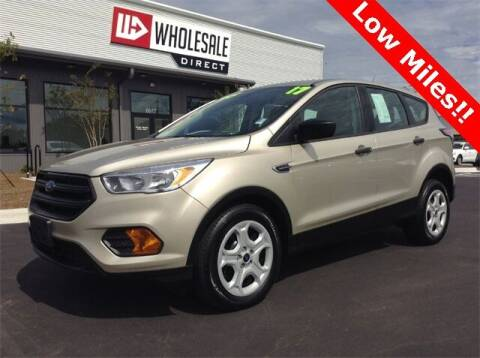 2017 Ford Escape for sale at Wholesale Direct in Wilmington NC