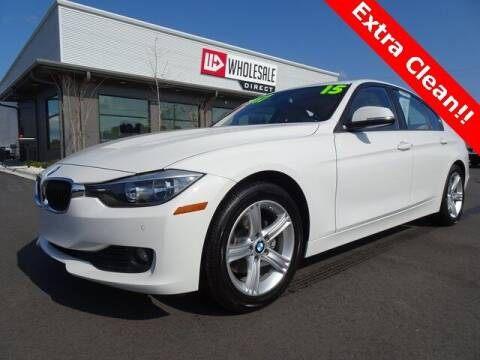 2015 BMW 3 Series for sale at Wholesale Direct in Wilmington NC