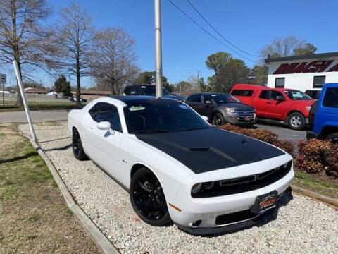 2015 Dodge Challenger for sale at Beach Auto Brokers in Norfolk VA