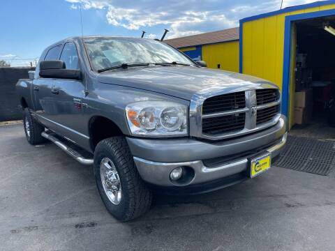 2008 Dodge Ram Pickup 2500 for sale at New Wave Auto Brokers & Sales in Denver CO