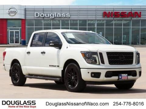 2018 Nissan Titan for sale at Douglass Automotive Group - Douglas Nissan in Waco TX