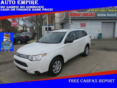 2014 Mitsubishi Outlander for sale at Auto Empire in Brooklyn NY