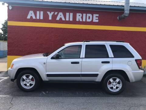 2005 Jeep Grand Cherokee for sale at Big Daddy's Auto in Winston-Salem NC