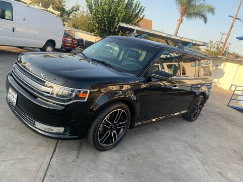 2014 Ford Flex for sale at Olympic Motors in Los Angeles CA