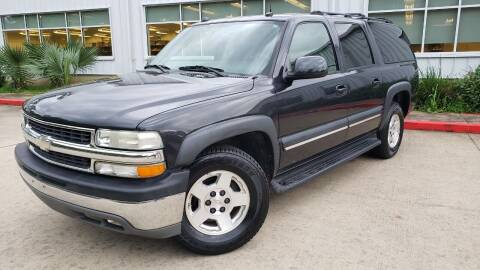 2004 Chevrolet Suburban for sale at Houston Auto Preowned in Houston TX