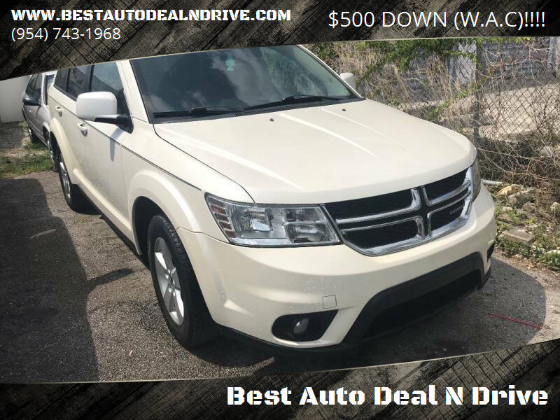 2012 Dodge Journey for sale at Best Auto Deal N Drive in Hollywood FL