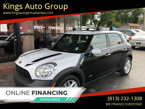 2014 MINI Countryman for sale at Kings Auto Group in Tampa FL