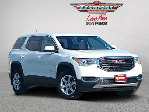 2017 GMC Acadia for sale at Rocky Mountain Commercial Trucks in Casper WY