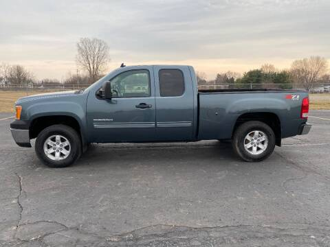 2013 GMC Sierra 1500 for sale at Caruzin Motors in Flint MI