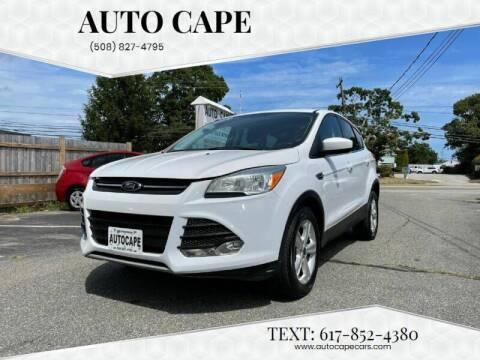 2014 Ford Escape for sale at Auto Cape in Hyannis MA