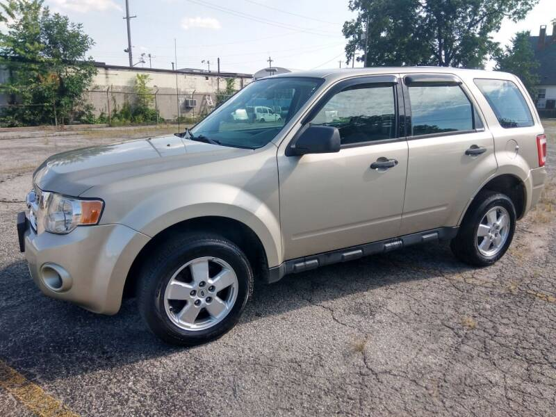 2012 Ford Escape for sale at Eddies Auto Sales in Jeffersonville IN