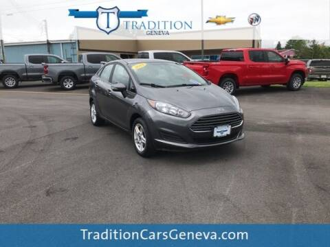 2019 Ford Fiesta for sale at Tradition Chevrolet Buick in Geneva NY