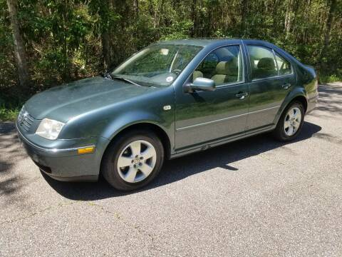 2004 Volkswagen Jetta for sale at J & J Auto Brokers in Slidell LA