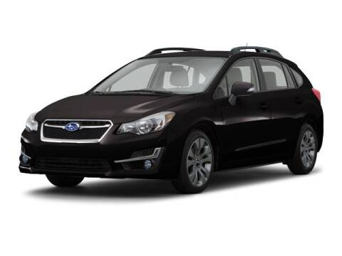 2015 Subaru Impreza for sale at West Motor Company in Hyde Park UT