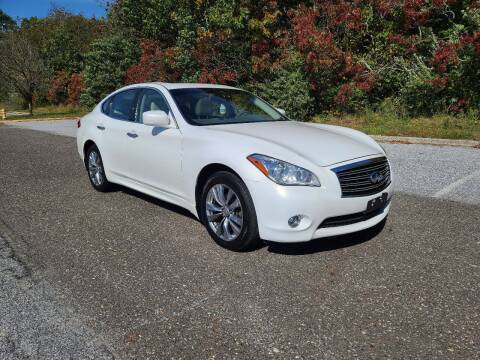 2012 Infiniti M37 for sale at Premium Auto Outlet Inc in Sewell NJ