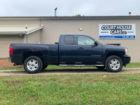 2010 Chevrolet Silverado 1500 for sale at Court House Cars, LLC in Chillicothe OH