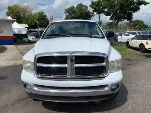 2004 Dodge Ram Pickup 1500 for sale at Real Car Sales in Orlando FL
