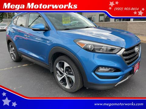 2016 Hyundai Tucson for sale at Mega Motorworks in Appleton WI