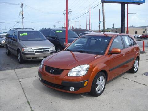 2009 Kia Rio5 for sale at Nationwide Auto Group in Melrose Park IL