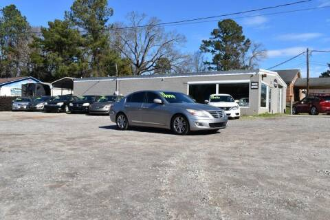 2011 Hyundai Genesis for sale at Barrett Auto Sales in North Augusta SC