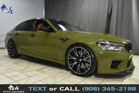 2020 BMW M5 for sale at AUTO HOLDING in Hillside NJ