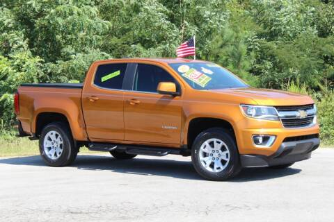 2017 Chevrolet Colorado for sale at McMinn Motors Inc in Athens TN