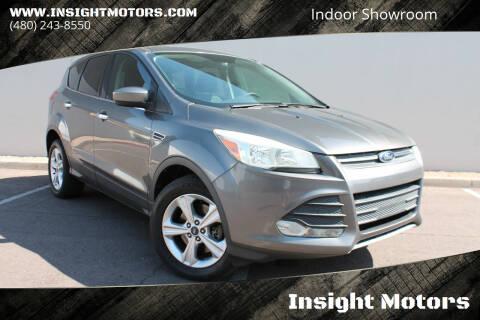 2013 Ford Escape for sale at Insight Motors in Tempe AZ