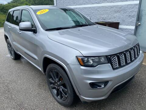 2017 Jeep Grand Cherokee for sale at Car City Automotive in Louisa KY