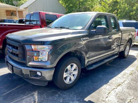 2015 Ford F-150 for sale at Lux Auto in Lawrenceville GA