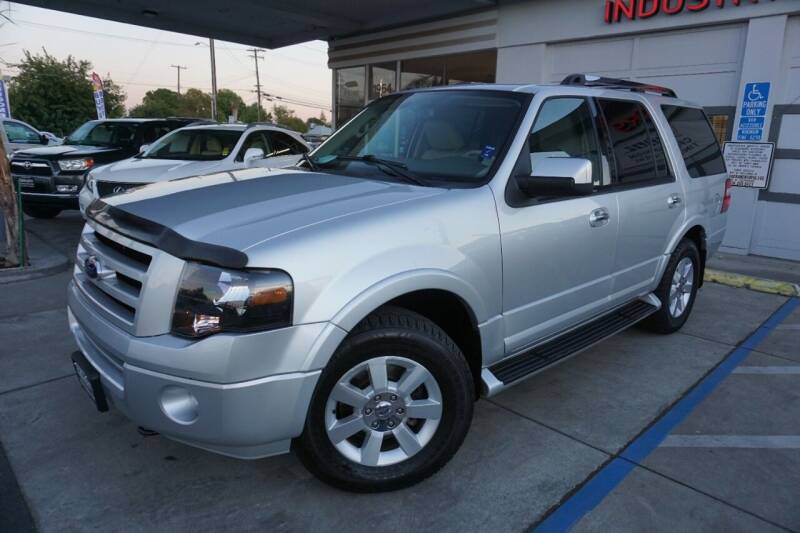 2010 Ford Expedition for sale at Industry Motors in Sacramento CA